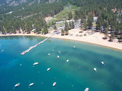 Stunning Mountain Scenery Lake Tahoe Has Long Been A Favorite Of Travelers For Outdoor Adventure And Lakeside R Zephyr Cove Beach Surrounded By The